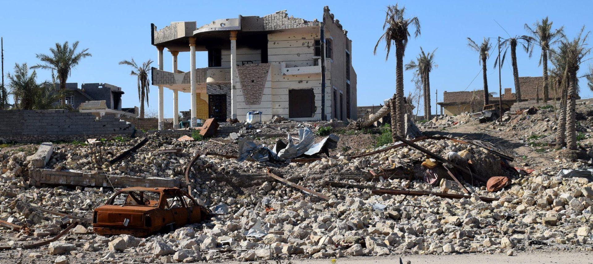 Irak: U eksploziji kamiona bombe najmanje 60 mrtvih i ranjenih