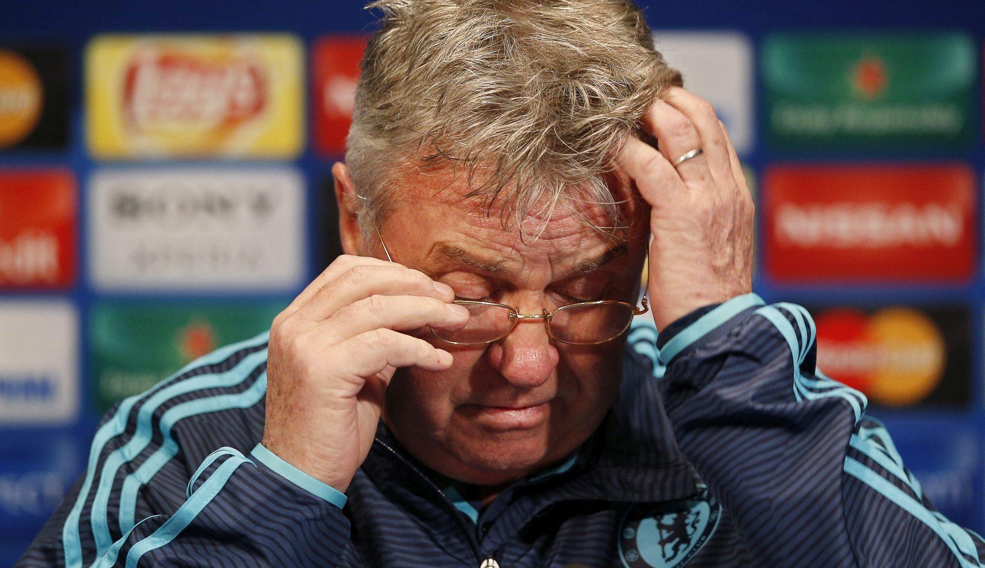 """GUUS HIDDINK """"Chelsea je u prijelaznom razdoblju"""""""
