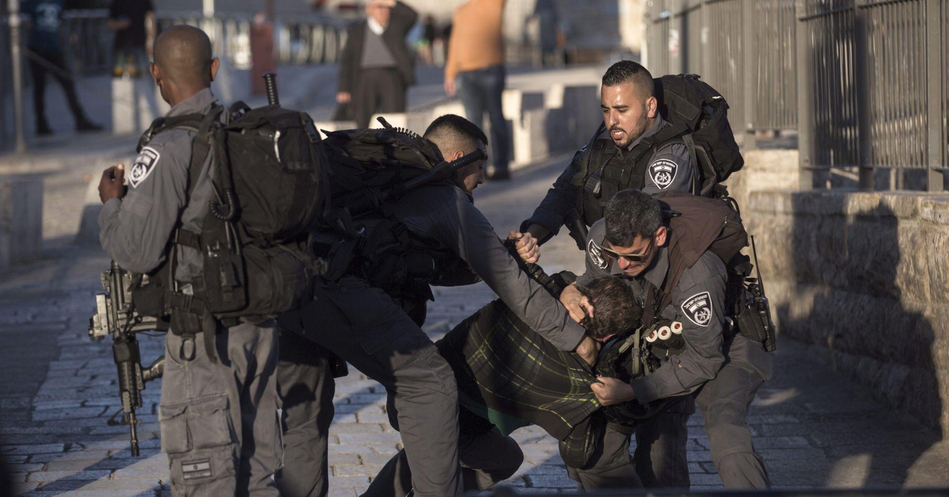 VIDEO: Jedan mrtav i više ozlijeđenih u sukobu u izbjegličkom kampu na Zapadnoj obali