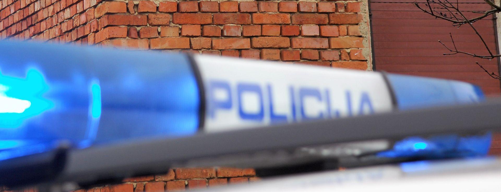 U Koprivnici vozačica udarila u stup javne rasvjete – petero ozlijeđenih