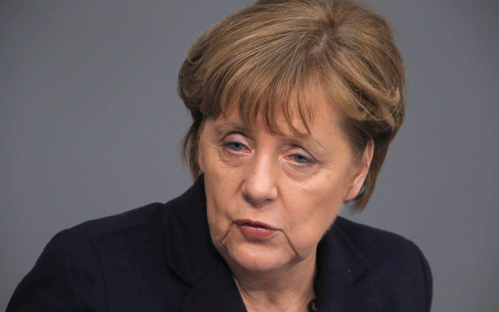 Merkel neizravno odgovorila Trumpu: 'Europljani drže sudbinu u vlastitim rukama'