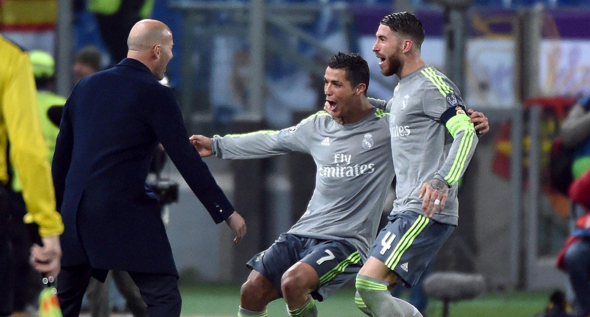 POKUŠAO UGASITI POŽAR KOJEG JE SAM IZAZVAO Ronaldo se preko WhatsAppa ispričavao suigračima