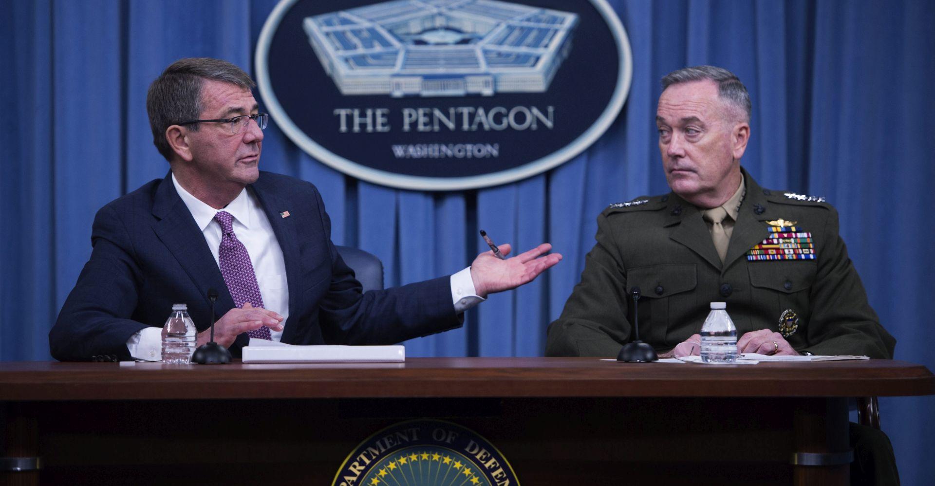 Pentagon će predložiti jačanje američkih snaga u Iraku
