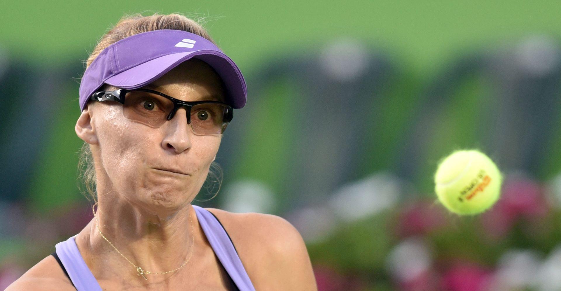 WTA MONTERREY Lučić Baroni plasirala se u drugo kolo