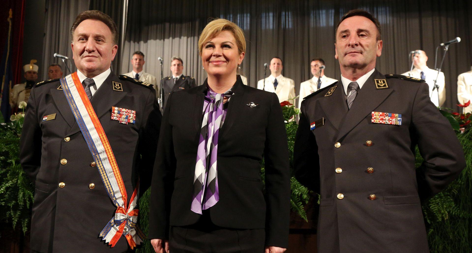 General Šundov prezeo dužnost načelnika Glavnog stožera OS RH
