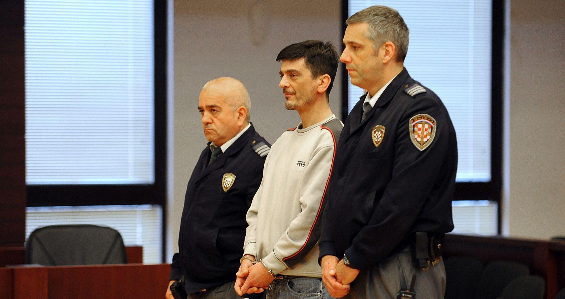 SMANJENA KAZNA Draganu Paravinji 20 godina zatvora za ubojstvo Antonije Bilić