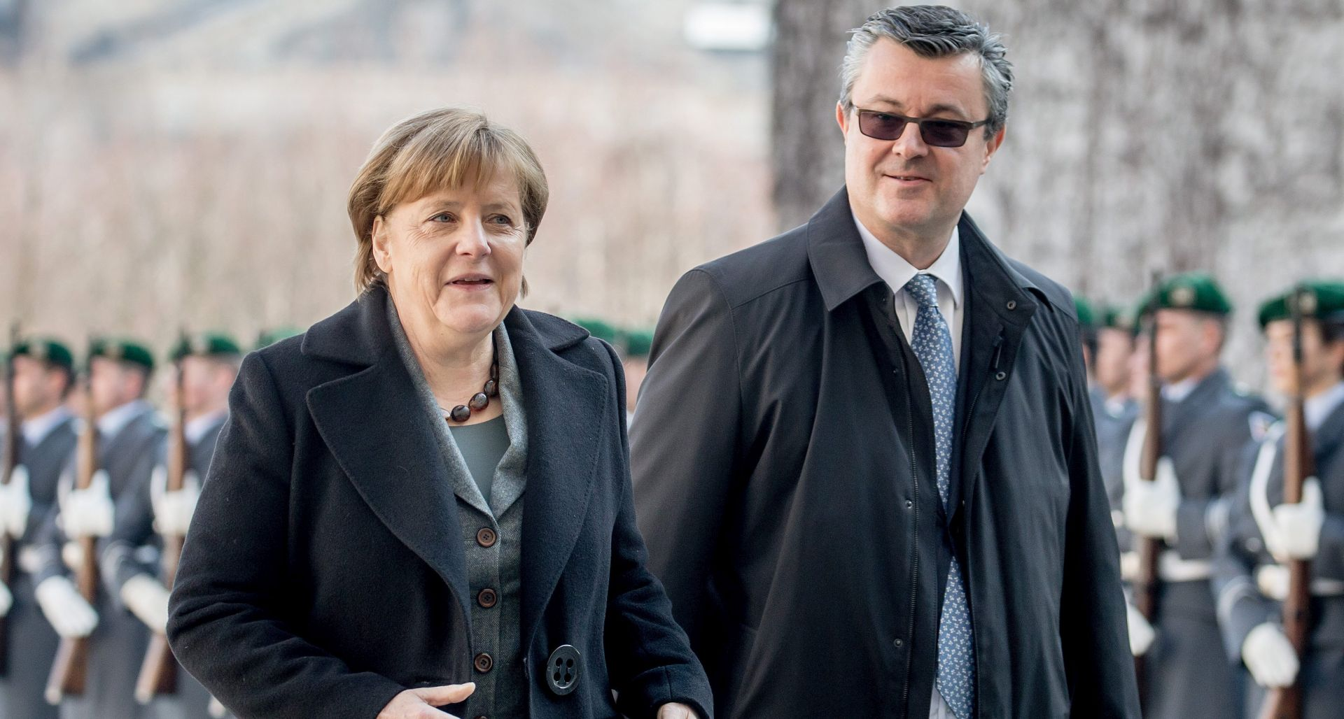 Orešković doputovao u Berlin, traje sastanak s Angelom Merkel