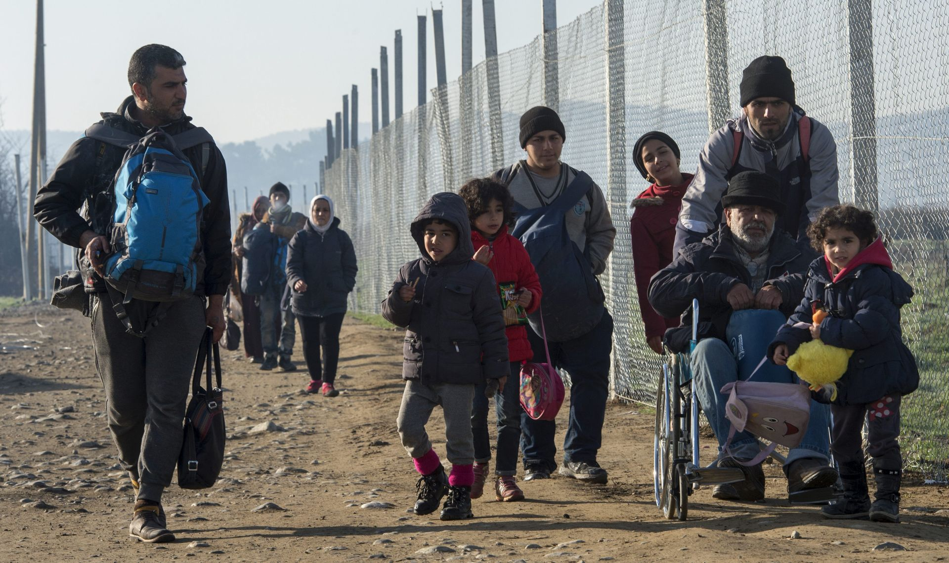 Protiv referenduma o azilantima 51 posto Slovenaca, 40 posto za
