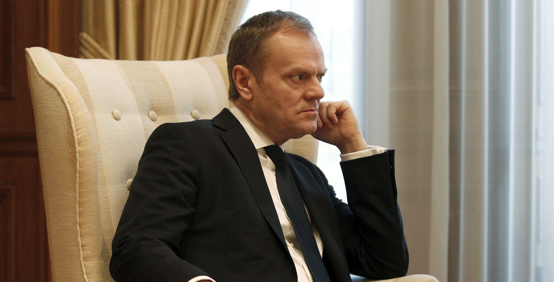 Donald Tusk na Cipru u utorak prije novog summita EU-Turska