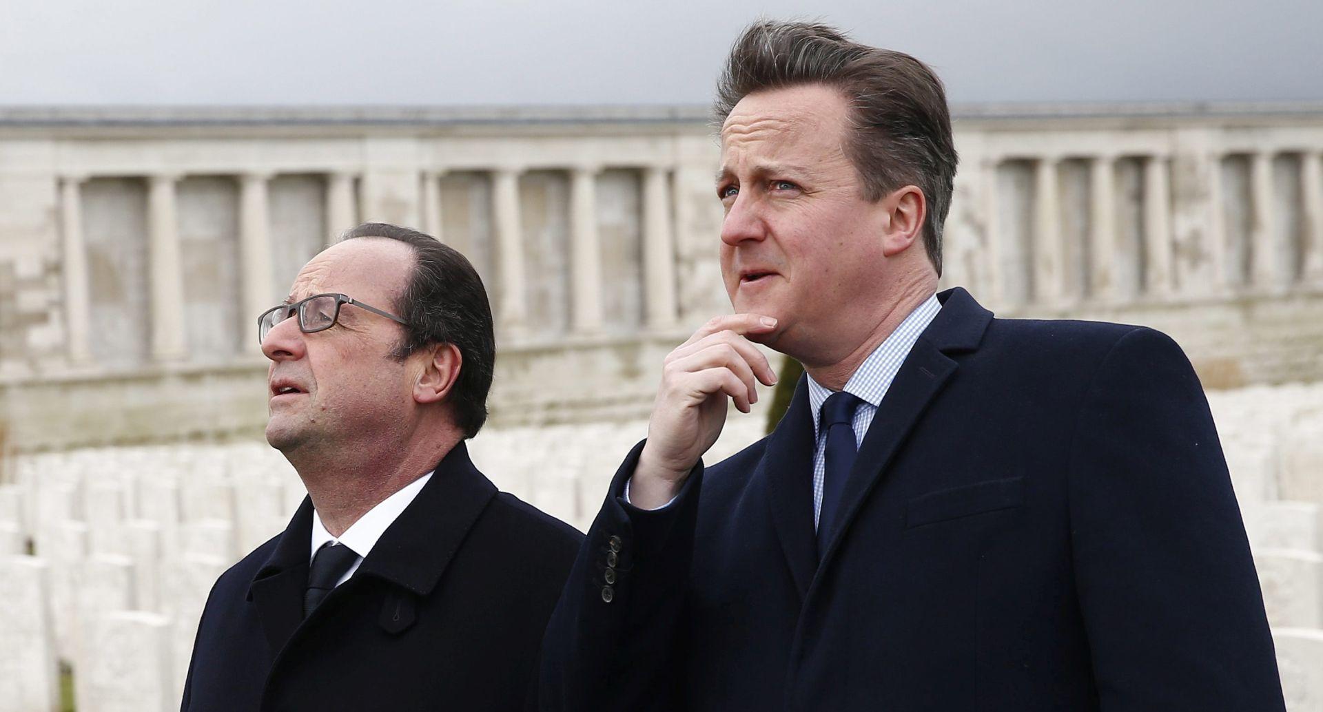 Hollande kaže da će posljedice Brexita biti višekratne