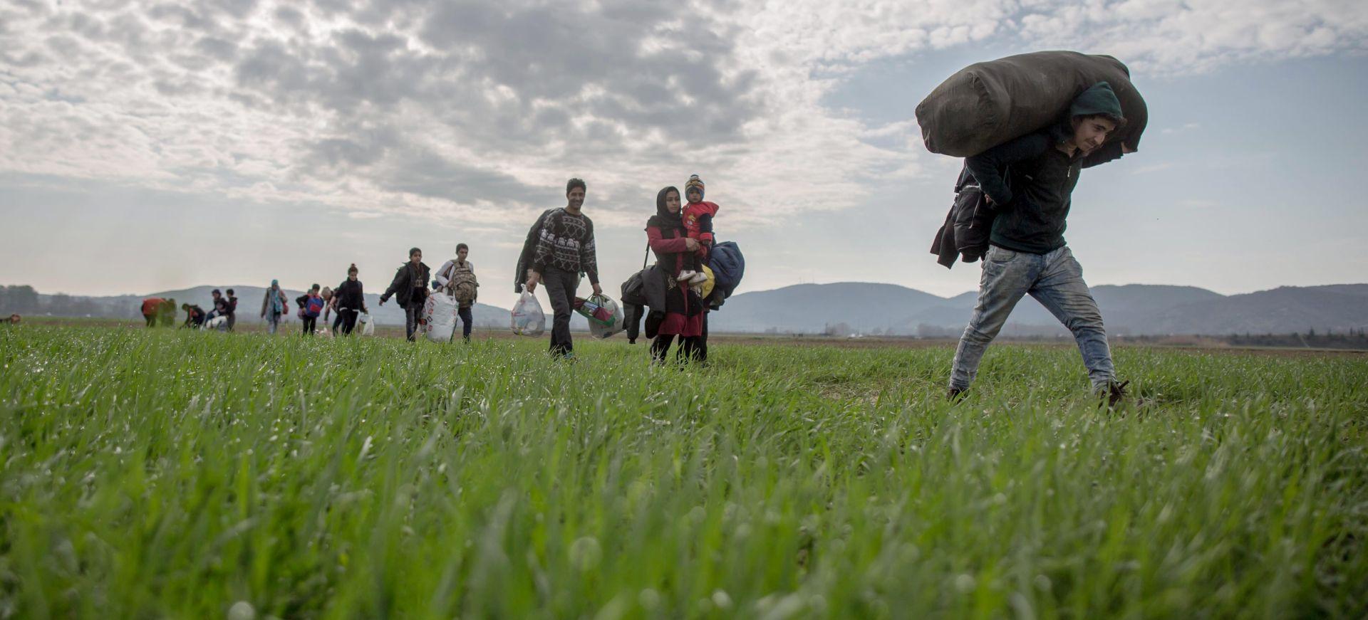 MINISTRI Italija i Albanija nastoje spriječiti novu migracijsku rutu