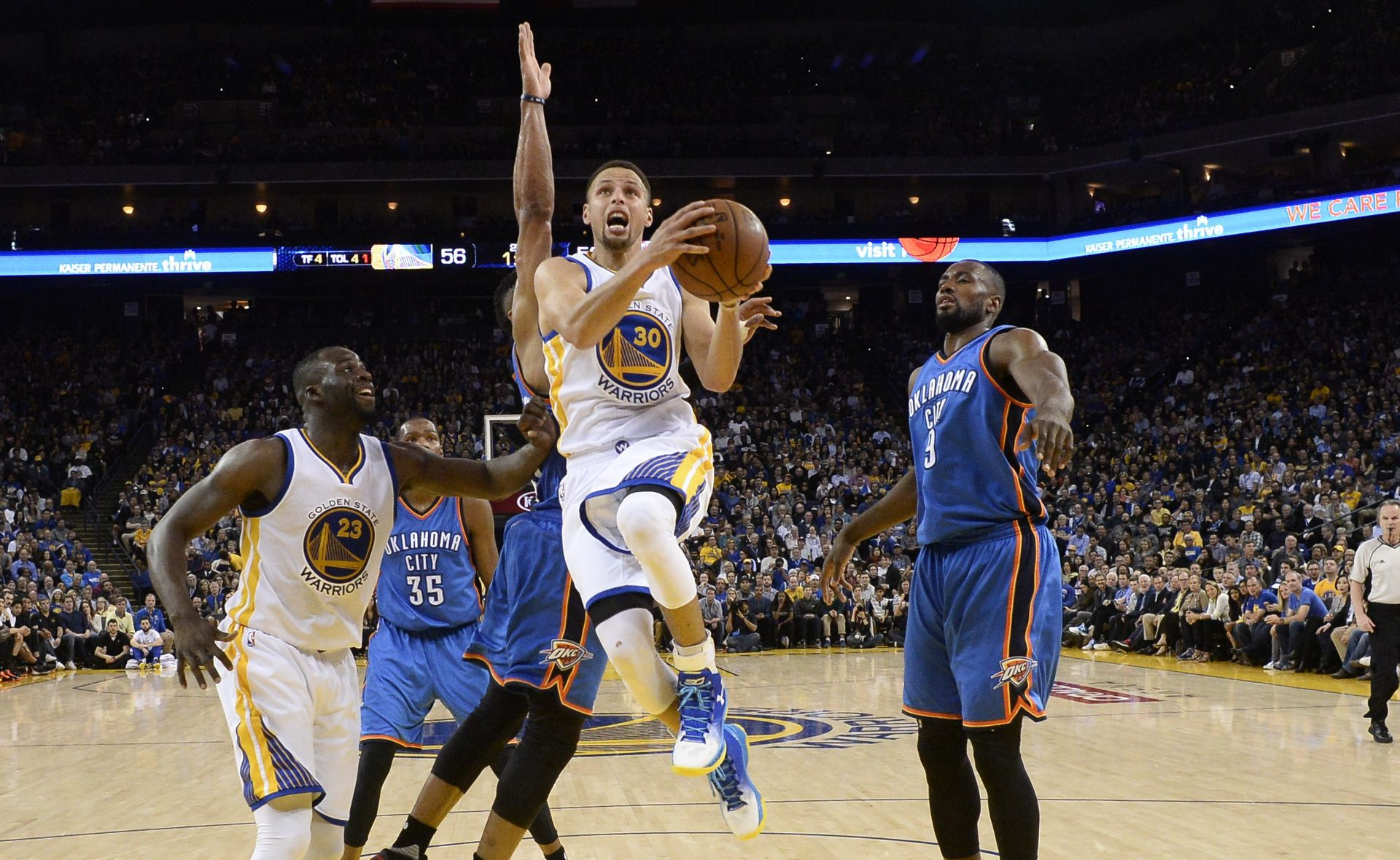 VIDEO: NBA Golden State izjednačio rekord Chicaga