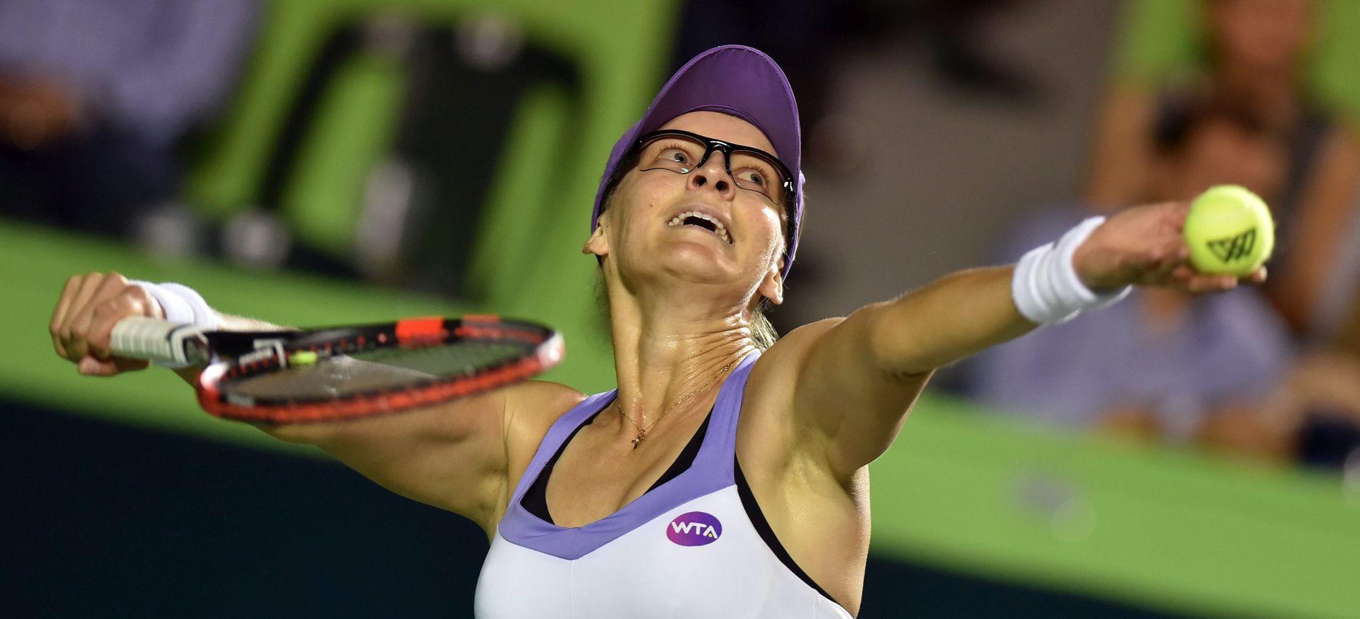 WTA MONTERREY Wozniacki prejaka za Mirjanu Lučić Baroni