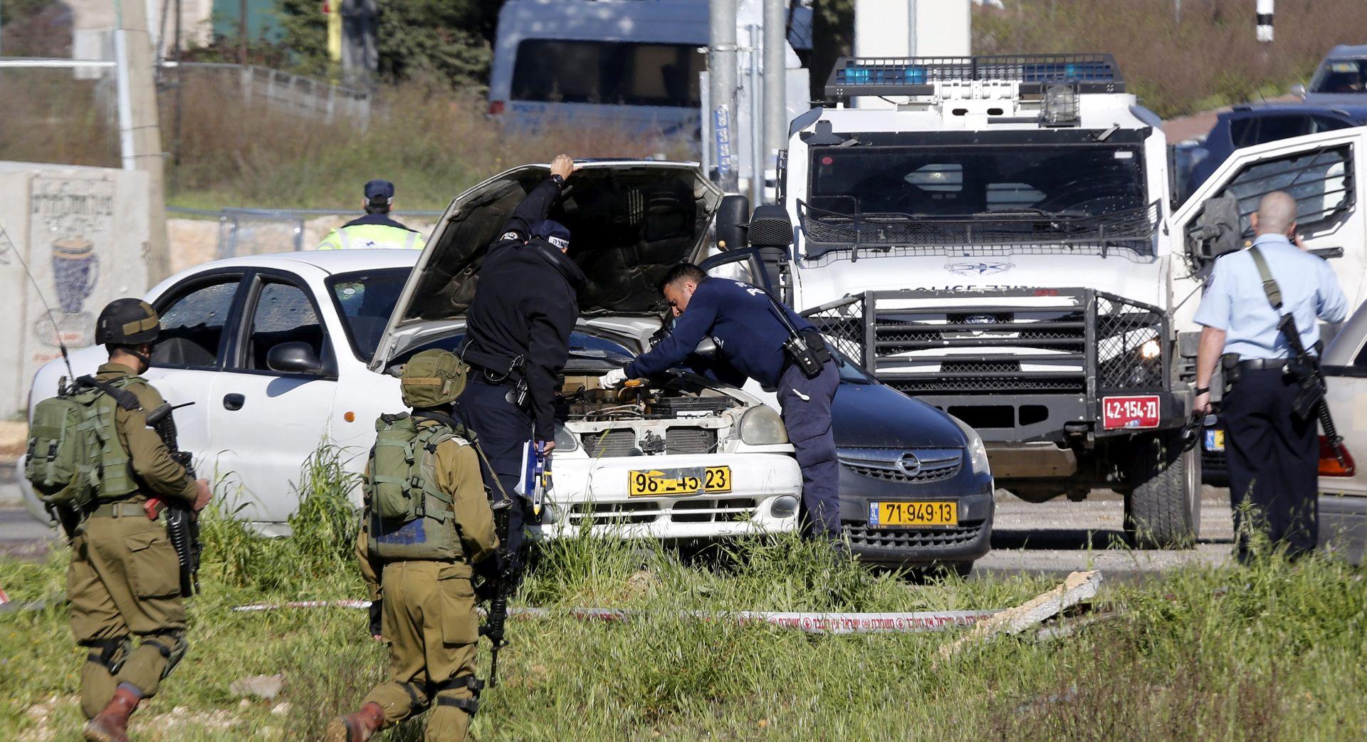 Palestinka ubijena nakon što je ranila izraelskog vojnika na Zapadnoj obali
