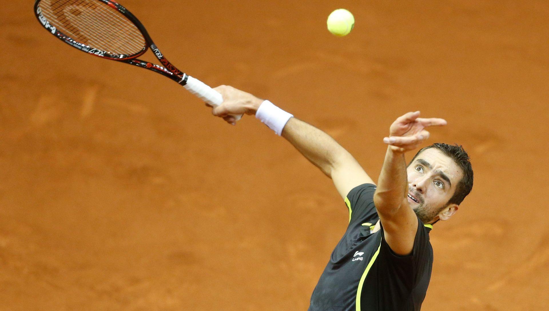ATP INDIAN WELLS Marin Čilić poražen u četvrtfinalu