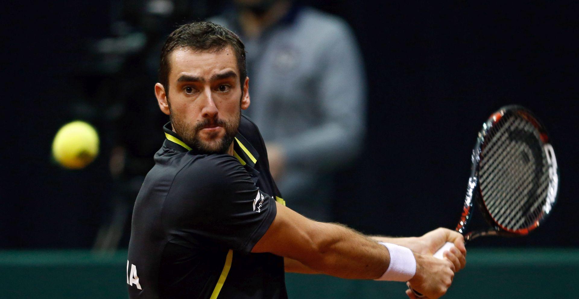 ATP LJESTVICA Bez promjena na vrhu, Čilić ostao 11.