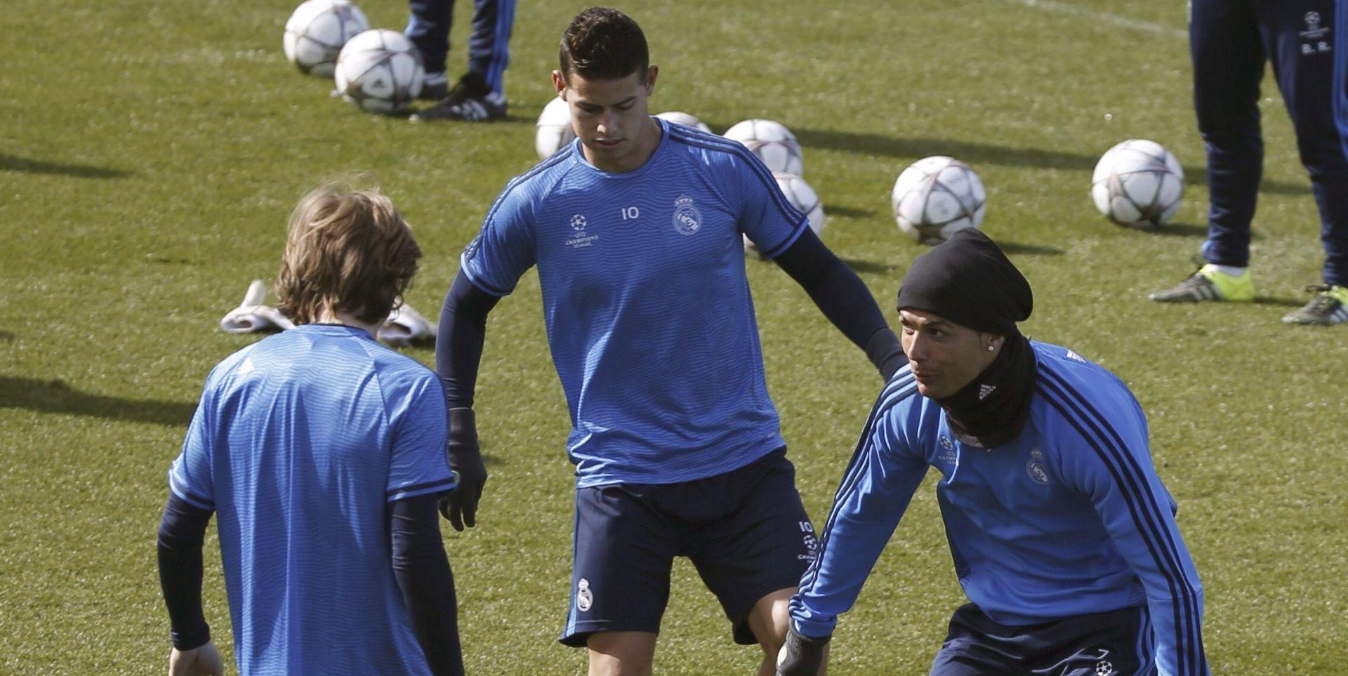 UZVRAT OSMINE FINALA LIGE PRVAKA Luka Modrić vraća se u momčad Reala protiv Rome