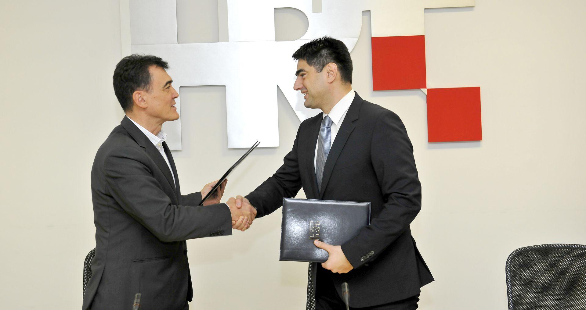 HRT: Goran Radman predao dužnost Siniši Kovačiću