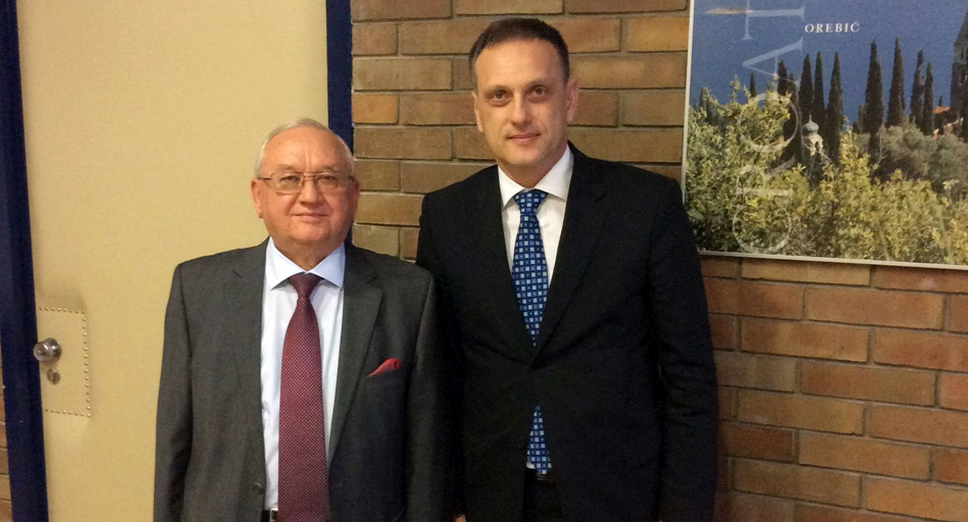 Ministar Kliman i ruski veleposlanik Azimov o mogućnostima unaprjeđenja turističke suradnje