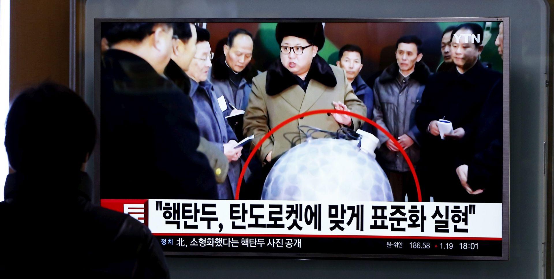 Kim Jon-un najavio nova testiranja nuklearne bojne glave i balističke rakete