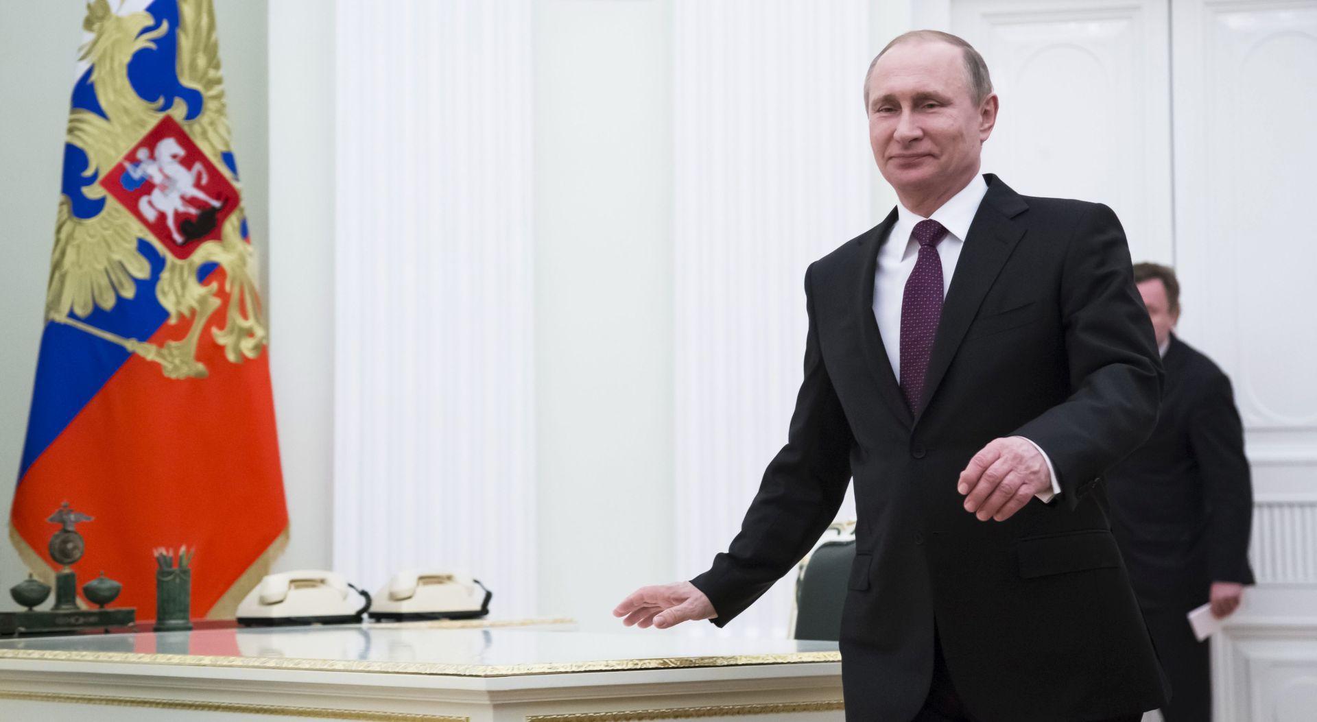 Putin krajem srpnja u Sloveniji?