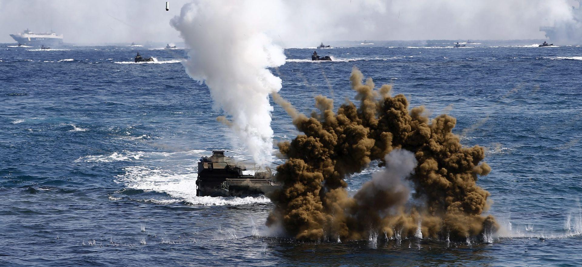 TIJEKOM NAJVEĆE VOJNE VJEŽBE Nestala sjevernokorejska podmornica