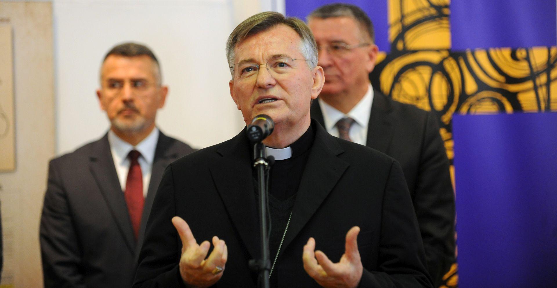 Nadbiskup Barišić: Želio bih da kardinal Stepinac bude svetac dijaloga i zajedništva