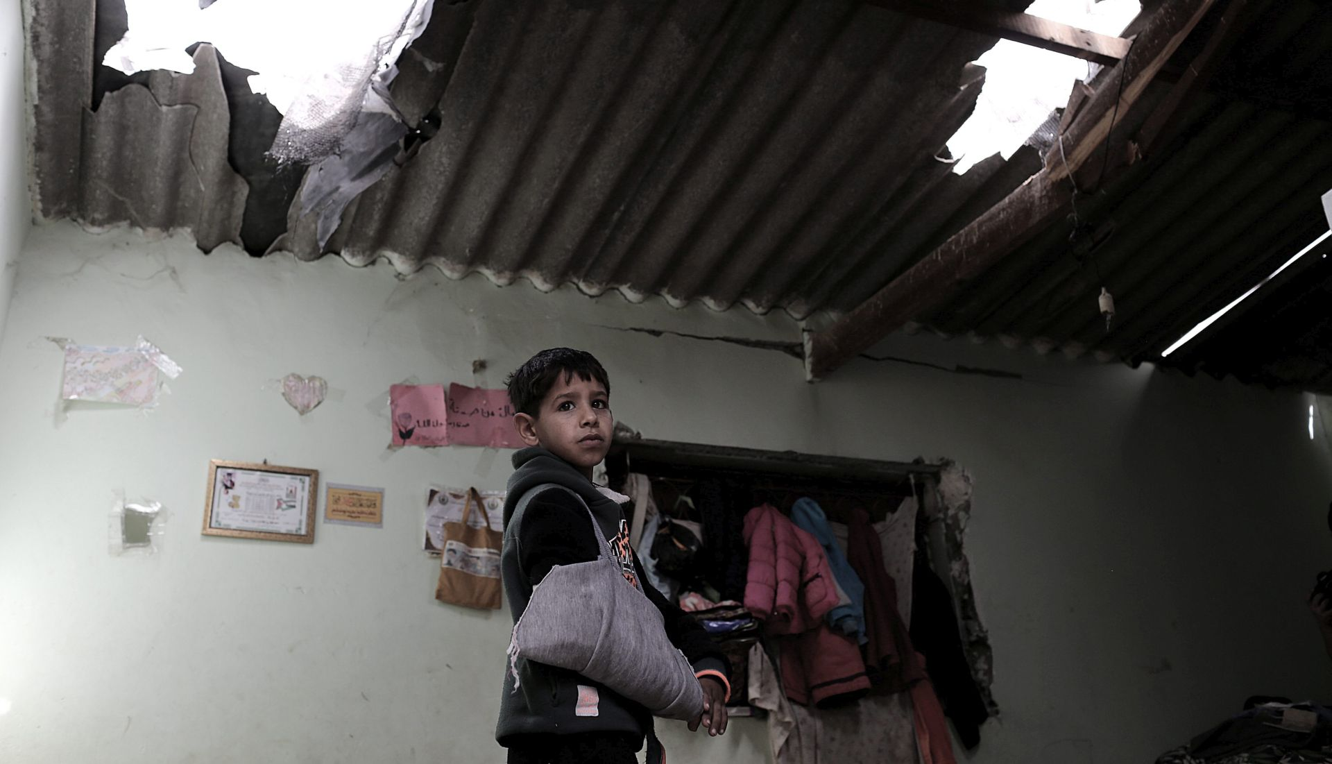 Dvoje djece poginulo u izraelskom napadu na Gazu