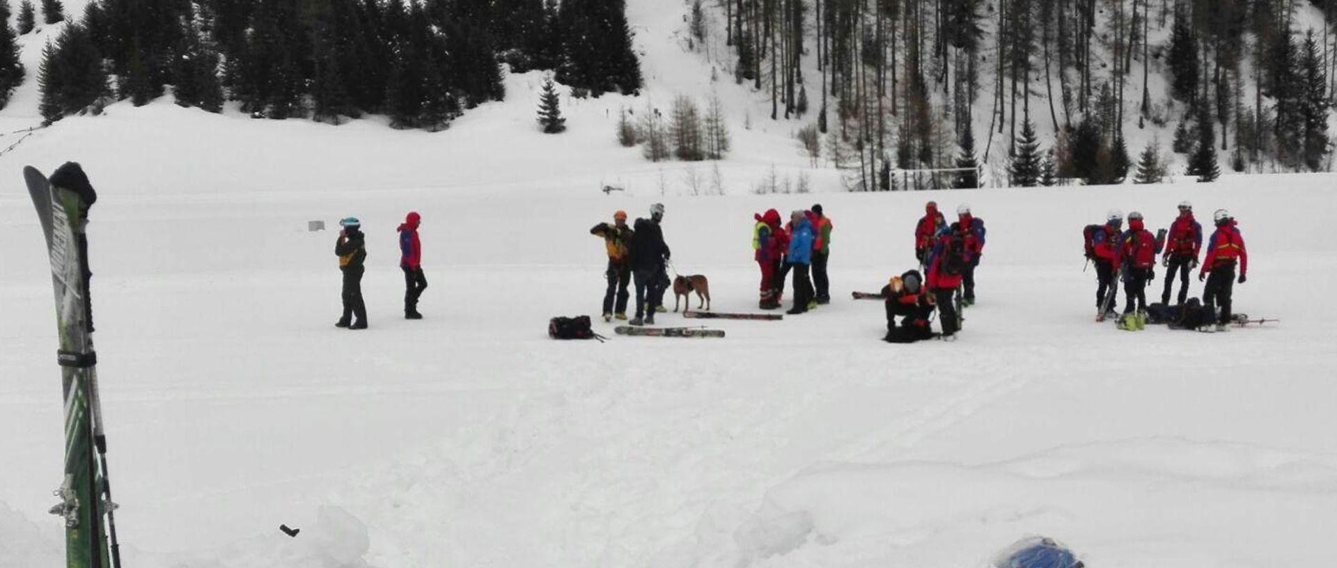 OPERACIJA SPAŠAVANJA JOŠ U TIJEKU U talijanskim Alpama poginulo najmanje šestero alpinista