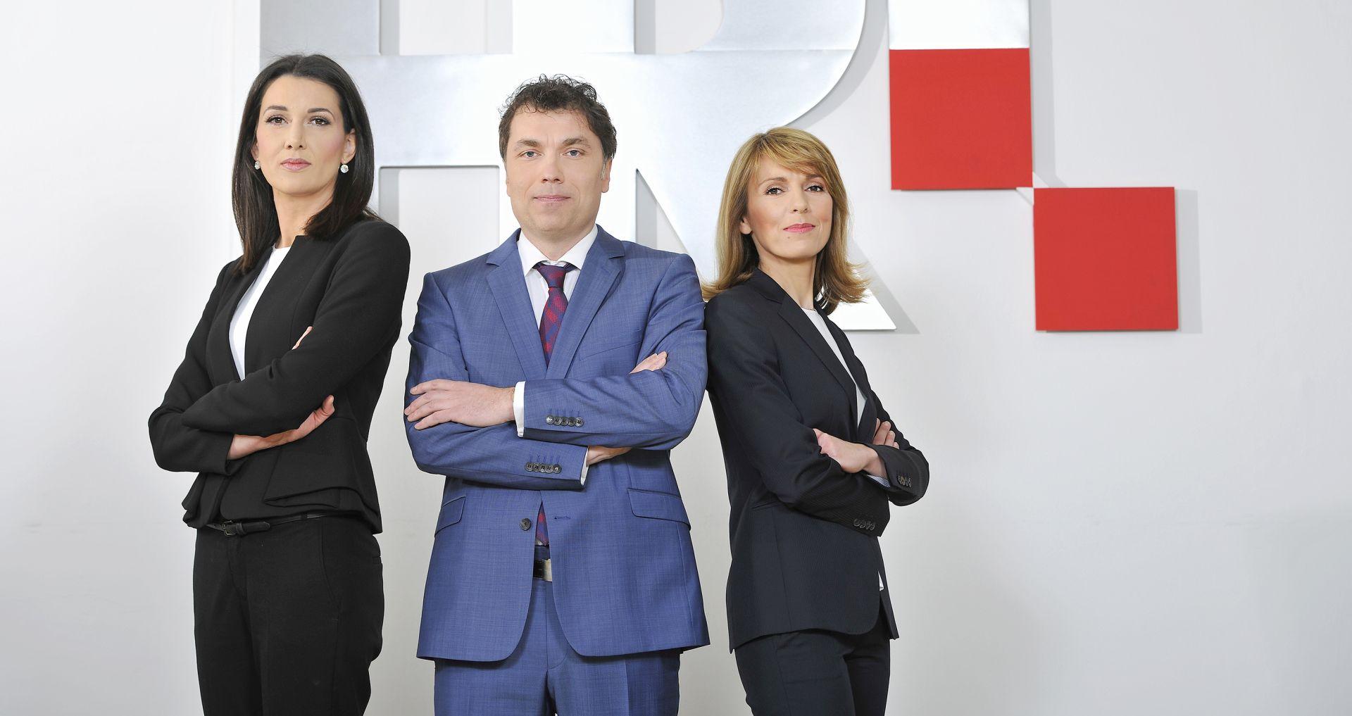 NOVI VODITELJI: HRT ukida voditeljski par Dnevnika, Vijesti iz kulture vraća s Četvrtog na Prvi program