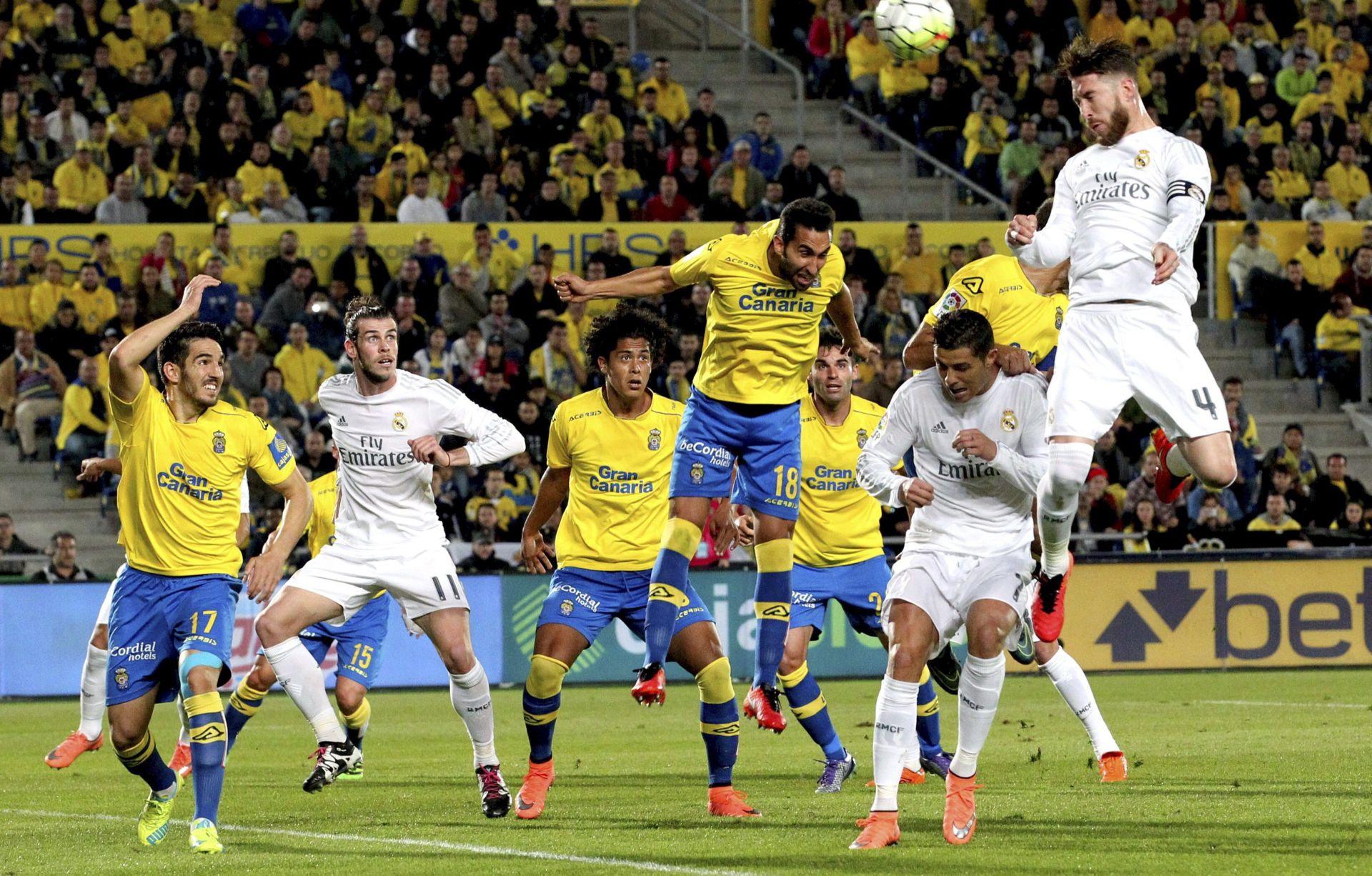 OTPADA ZA RUMUNJSKU Sergio Ramos ozlijedio leđa