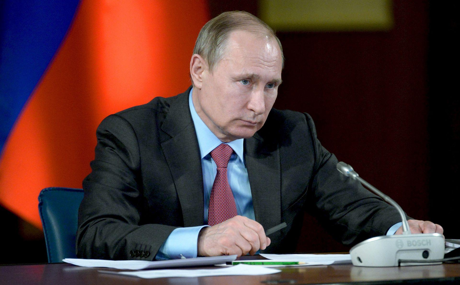 """VIDEO: Vladimir Putin najavio početak """"normalizacije odnosa"""" s Republikom Turskom"""