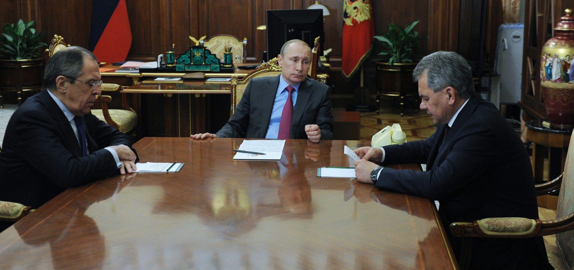 Reakcije na rusku najavu povlačenja iz Sirije