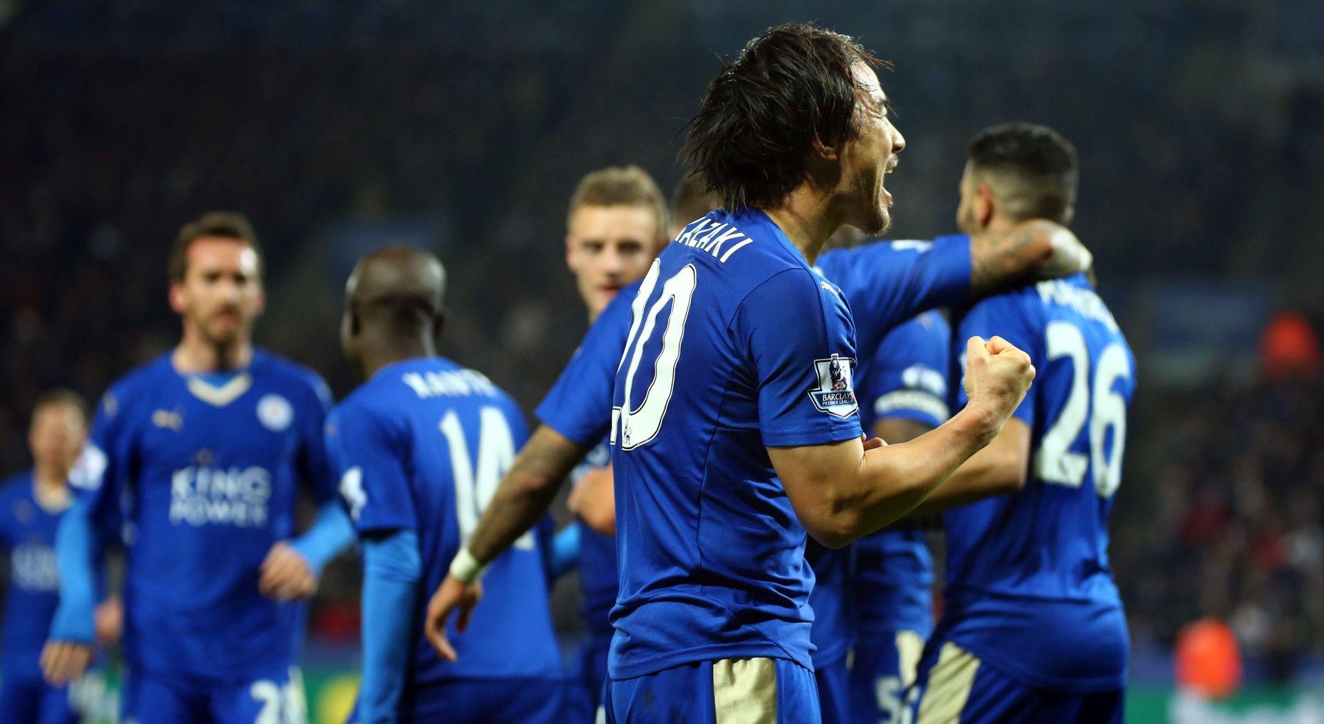 PREMIERLIGA Okazaki pogodio za povećanje Leicesterove prednosti