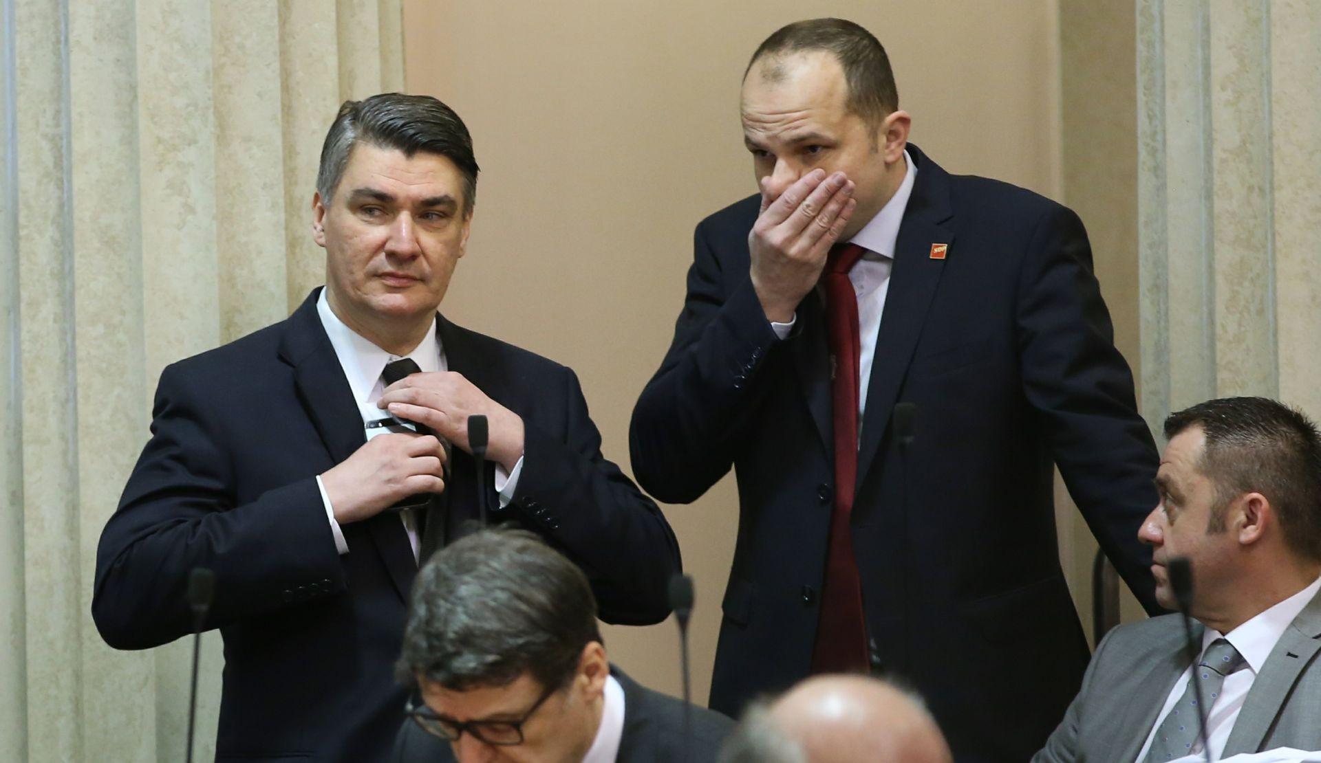 Milanović: Imenovanje ministra branitelja nije najvažnije pitanje