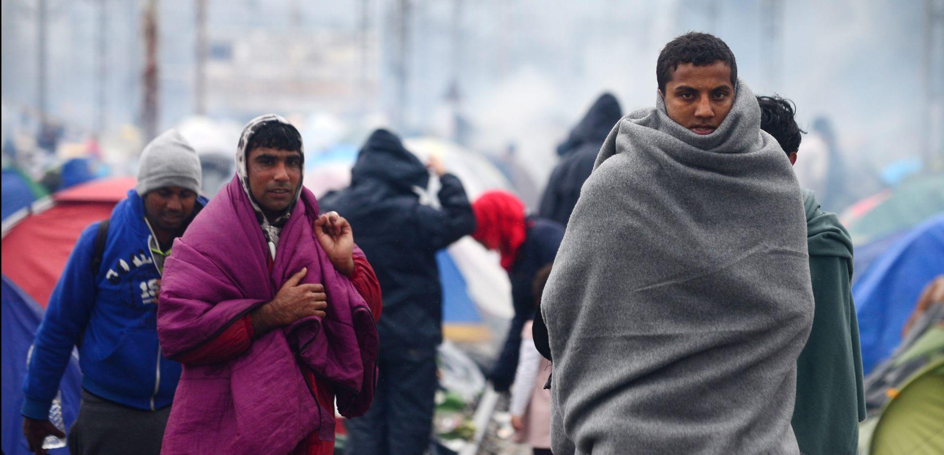 Migranti u Idomeniju ne žele otići unatoč dogovoru EU-a i Turske