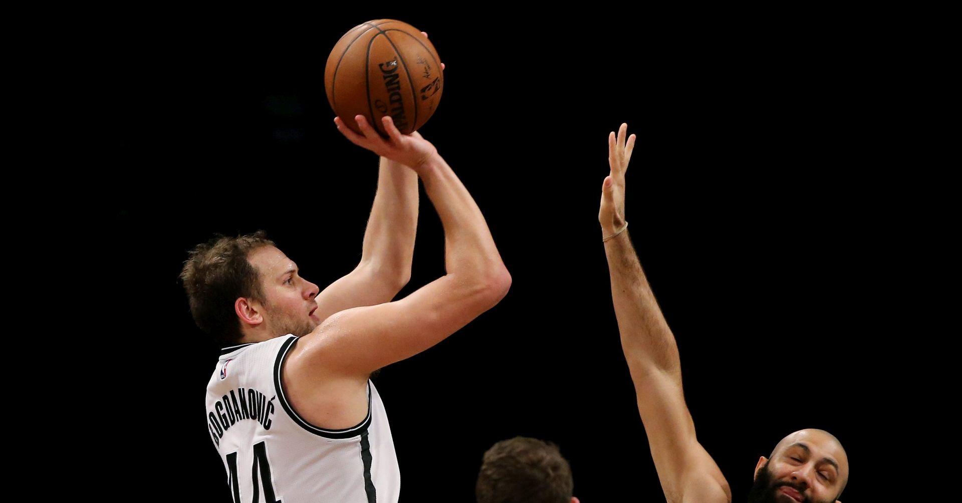 NBA: Bogdanović ubacio 9 koševa u porazu Netsa