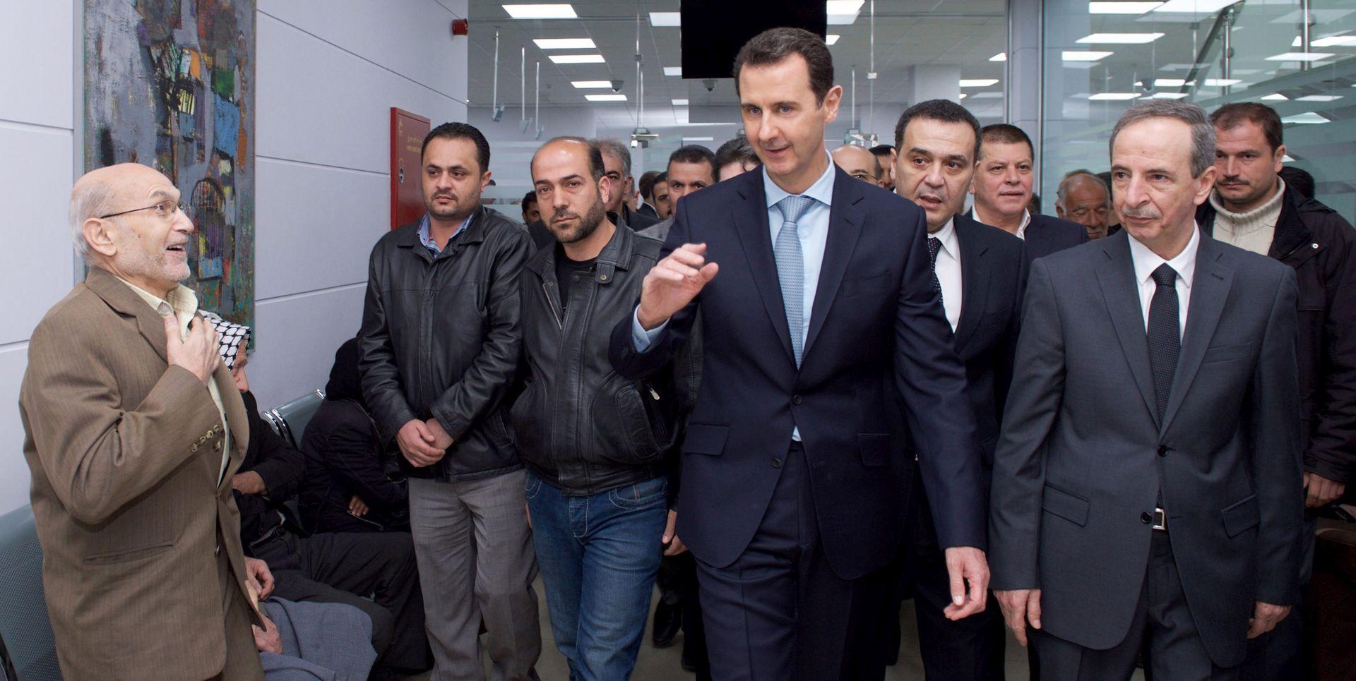 Asad: Konačan cilj u Alepu je potpuna pobjeda