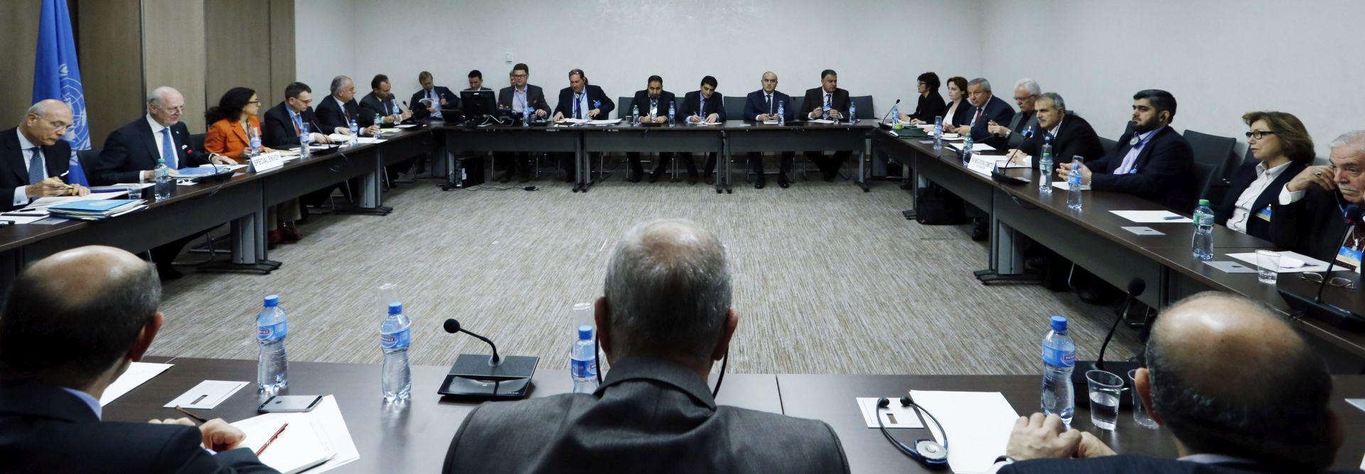 Pregovori o Siriji ulaze u srž problema, Kurdi bliže autonomiji