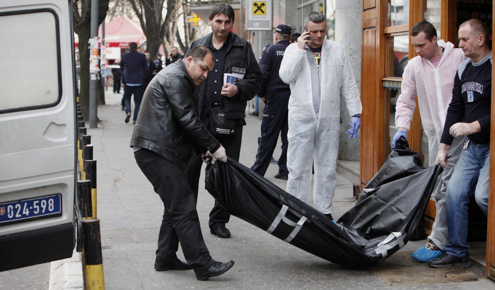 VIDEO: NIJE TERORISTIČKI NAPAD Muškarac se raznio bombom u beogradskoj slastičarnici