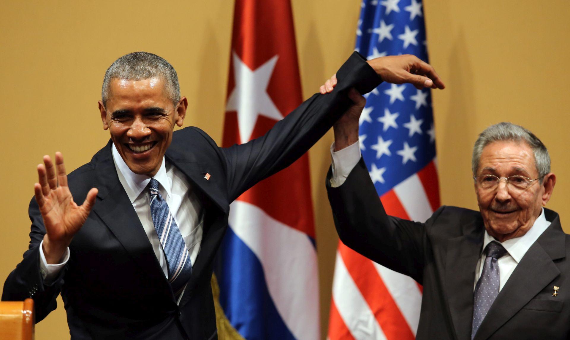 Obama i Castro različito o ljudskim pravima na Kubi