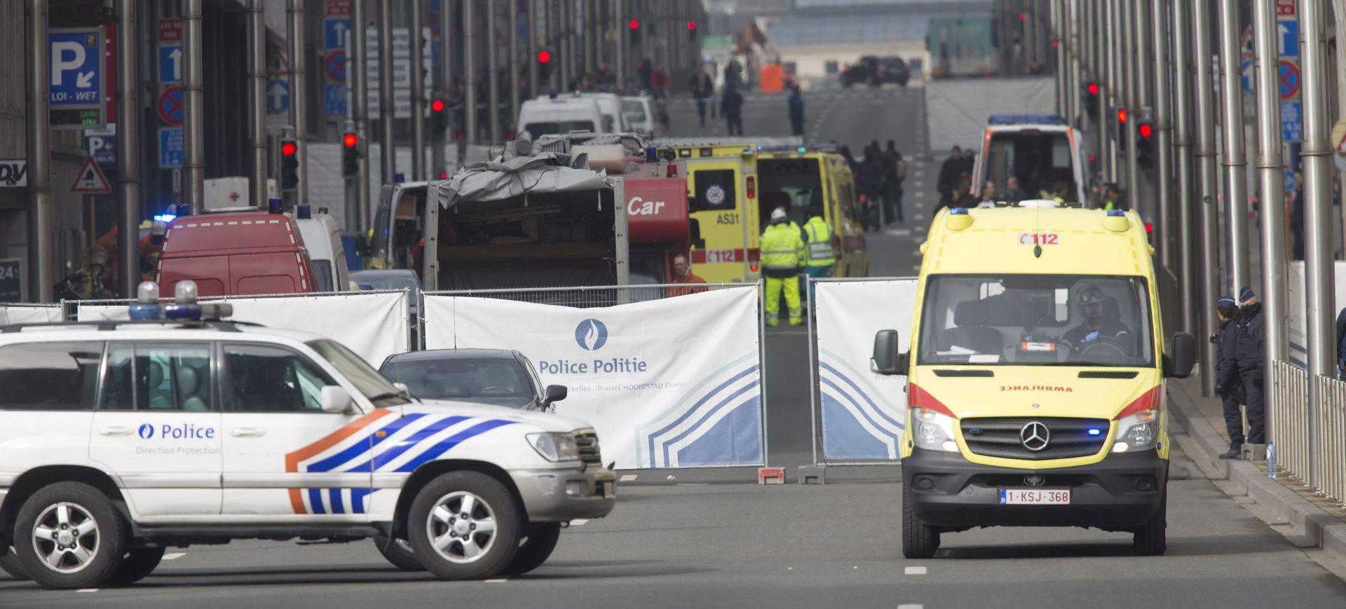 NOVI TRAGOVI:  Teroristi planirali napad većih razmjera?
