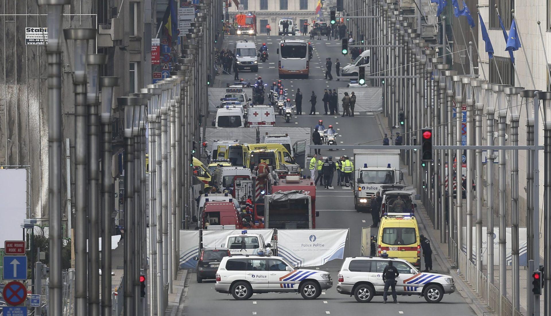 BELGIJSKI TUŽITELJ Napade na Pariz i Bruxelles izrežirao je vrh Islamske države