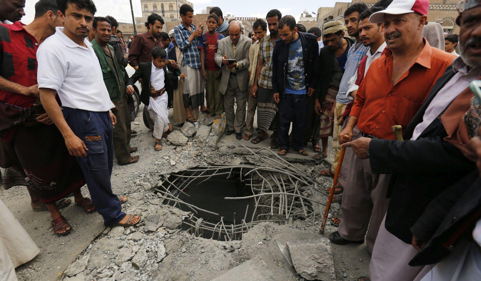 ISLAMSKA DRŽAVA PREUZELA ODGOVORNOST Čak tri napada bombaša samoubojica u Jemenu, najmanje 22 mrtvih