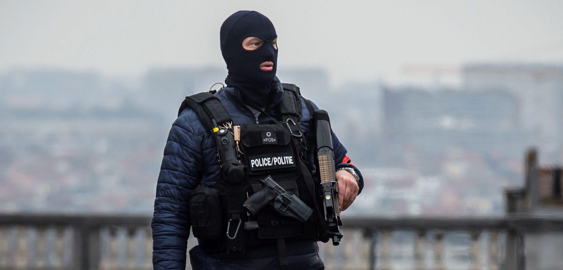 Za stupanj snižena razina terorističke opasnosti u Belgiji