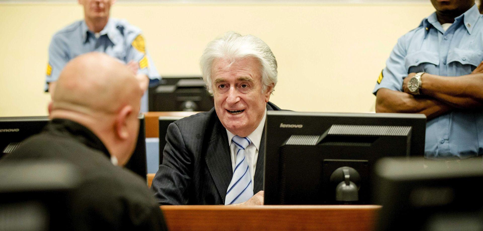 """Odbačene Karadžićeve tvrdnje o """"epidemiji malignih oboljenja"""" u Scheveningenu"""