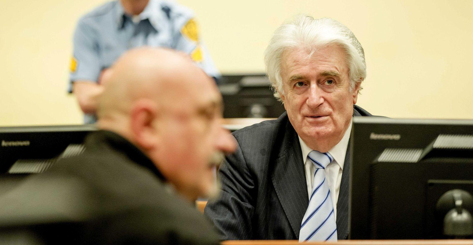 Brammertz zadovoljan presudom Karadžiću
