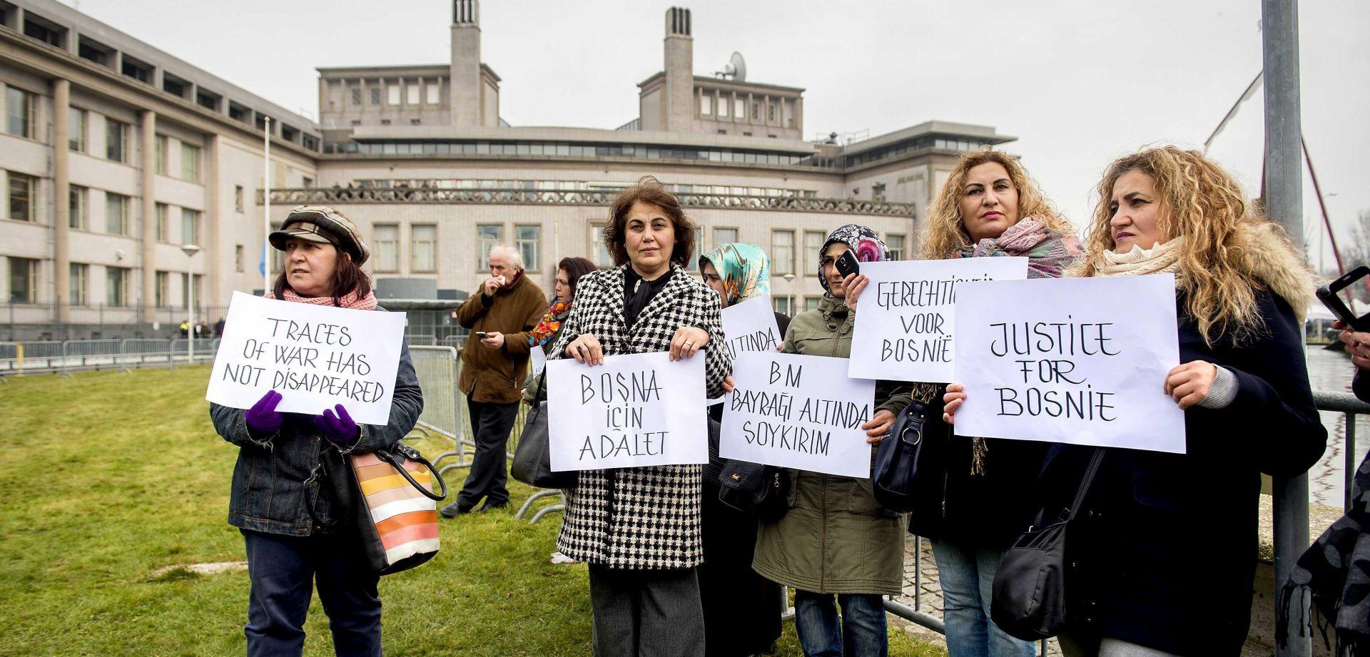 Svjetski mediji o presudi Radovanu Karadžiću