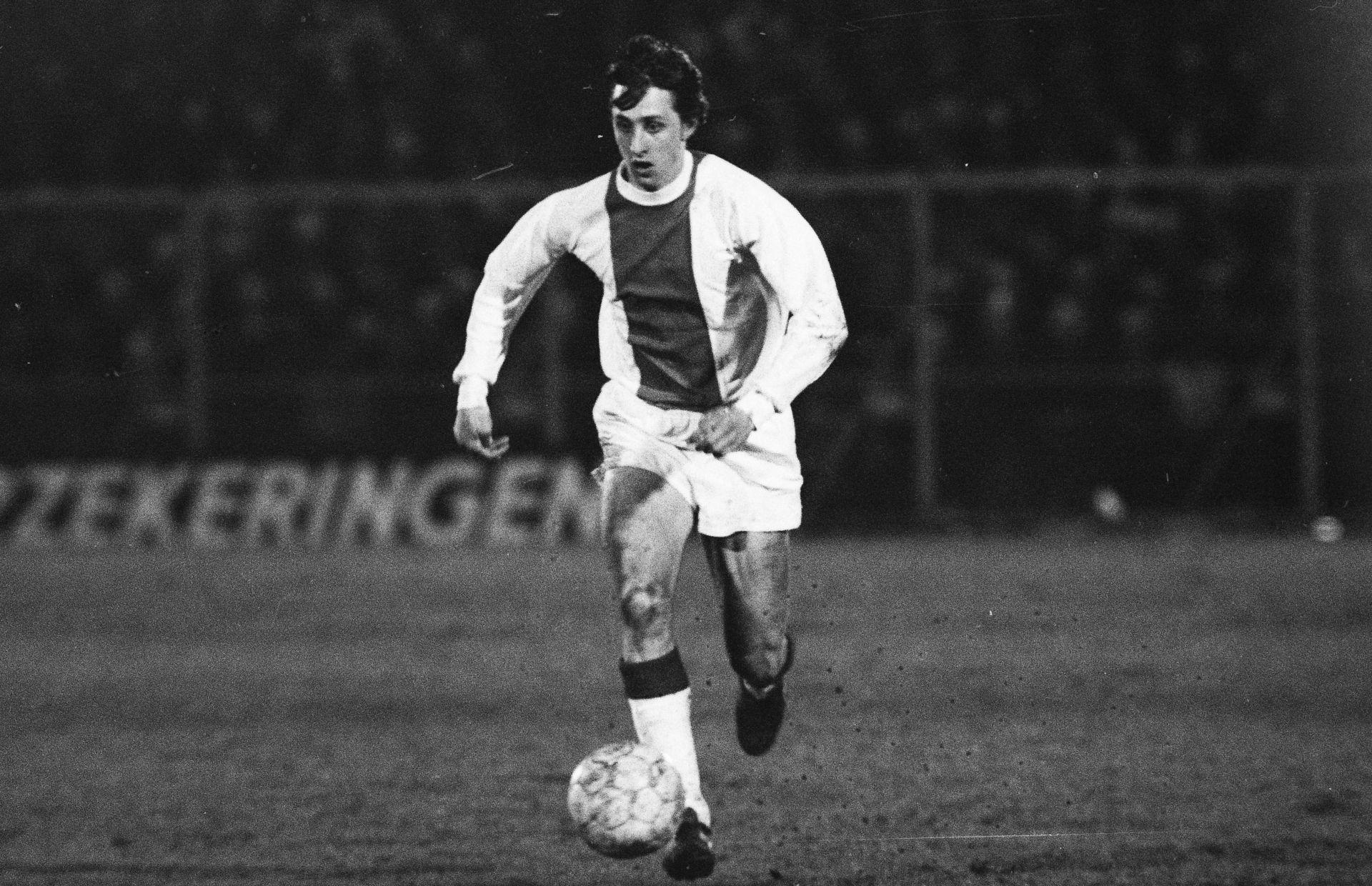 ODLAZAK VELIKANA Preminula nogometna legenda Johan Cruyff