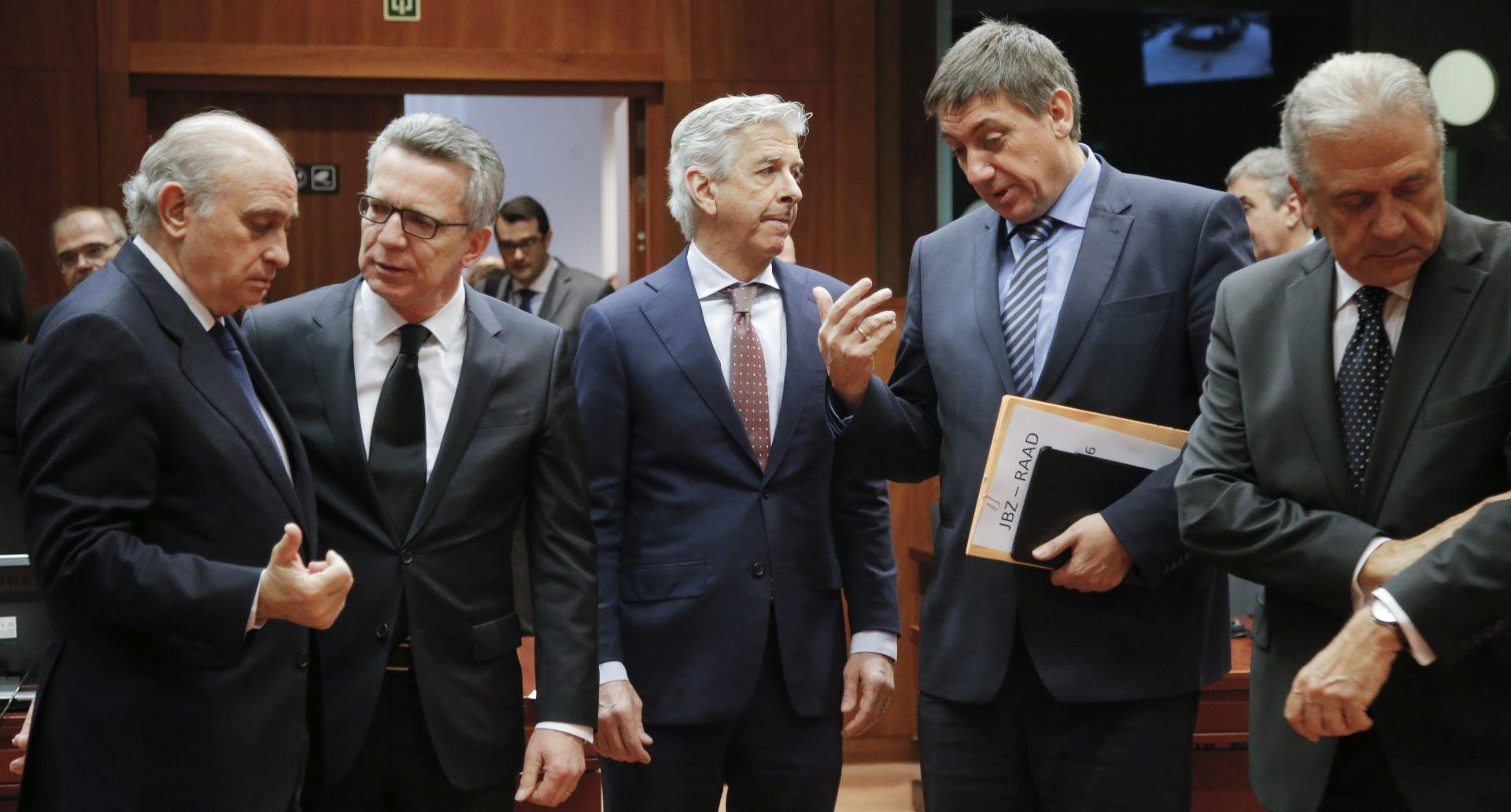 Ministarski sastanak EU-a o borbi protiv terorizma